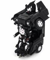 фото Радиоуправляемый трансформер MZ Land Rover Defender Black 1:14 - 2805P-B