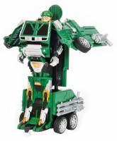 фото Радиоуправляемый робот трансформер MZ Военный грузовик 1:14 - 2809P