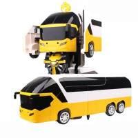 фото Радиоуправляемый трансформер MZ Желтый автобус 1:14 - 2372P