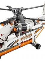 фото Конструктор Lepin Technics 20002 грузовой вертолет - Technic 42052