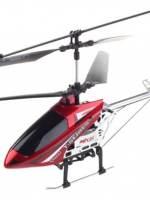 фото Радиоуправляемый вертолет MJX R/C i-Heli Shuttle Red T64/T604 - T64-R