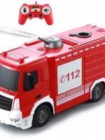 фото Радиоуправляемая пожарная машина Double E 1:26 2.4G - E572-003