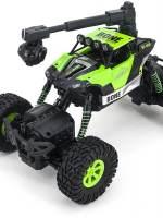 фото Радиоуправляемый краулер-амфибия Crazon Green Crawler 4WD c WiFi FPV камерой - 171603B-G