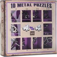 фото Набор Фиолетовый 10 головоломок