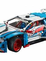 фото Конструктор Lepin 20077 Гоночный автомобиль - Technic 42077