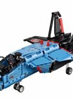 фото Конструктор Lepin 20031 Сверхзвуковой истребитель - Technic 42066
