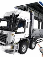 фото Конструктор Lepin 23008 Wing Body Truck - Technic 1389